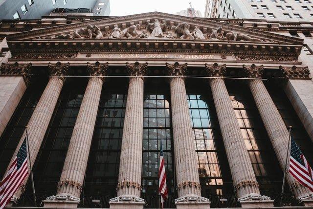 Imagen del centro de financiación más importante de Wall Street