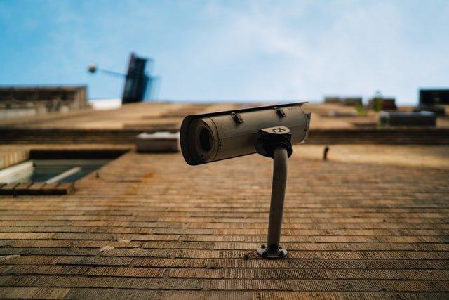 cámaras de vigilancia en la calle