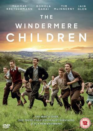 Cartel de la película de drama sobre huérfanos