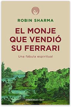 libro: el monje que vendió su ferrari