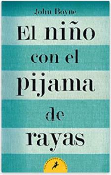 libros basados en historias reales: el niño con el pijama de rayas