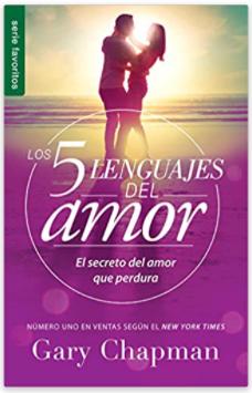 libros para mejorar las relaciones de pareja: los 5 lenguajes del amor