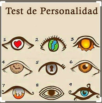 ojos diferentes