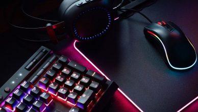 teclado gamer