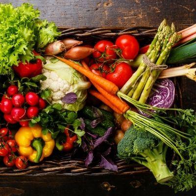 alimentos bajos en calorías y en calorías negativas que deberías comer