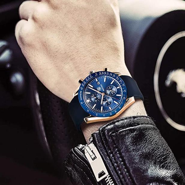 reloj de Benyar modelo para hombre